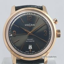 Vulcain 50s Presidents Cricket Automatic ~NEW~ 68% OFF