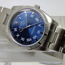 Rolex Air King -Full Set- 114210 Perfect Condition Série M