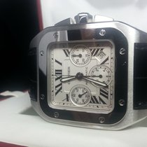 까르띠에 (Cartier) Santos 100 XL Chronograph