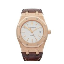 Audemars Piguet Royal Oak 18k Rose Gold Gents 15300OR.OO.DO88C...