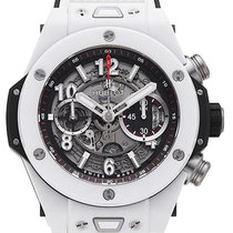 Hublot Big Bang Unico White Ceramic Ref. 411.HX.1170.RX