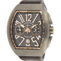 法兰克穆勒  (Franck Muller) Vanguard Chronograph V 45 Cc Dt In...