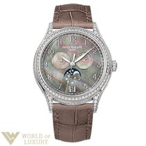 Patek Philippe Complications 38mm White Gold MOP Dial Lady&#39...