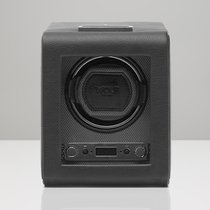 WOLF Viceroy 2.7 Single Watch Winder - Black 456002