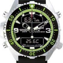 Chris Benz Depthmeter Digital CB-D200-G-KBS Herrenchronograph...