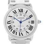 Cartier Ronde Solo Automatic Steel Date Mens Watch W6701011