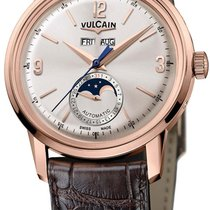 Vulcain 50s Presidents Watch 50s Presidents Moonphase 580558.330L