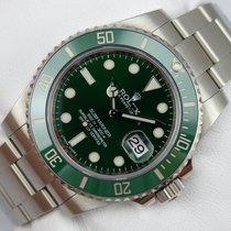 Ρολεξ (Rolex) Submariner Date - Green - 116610LV - Box &...