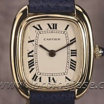 Cartier Gondole Manual Winding 18kt. Gold Vintage Watch Cal....