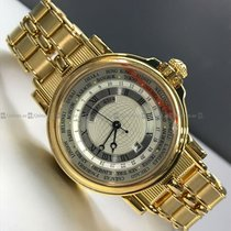 Breguet - World Time 3700 Silver Dial Y/G