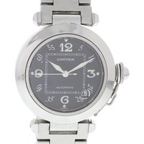 Cartier Pasha Stainless Steel 2324