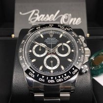Rolex 116500ln black Daytona ceramic black dial