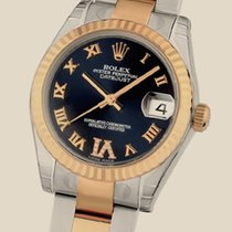 Rolex Oyster 31mm Steel and Everose Gold