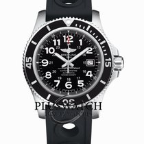 Breitling Superocean II 44mm Black Dial C