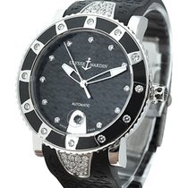 Ulysse Nardin 8103-101E-3C/12 Lady Diver in Steel with Diamond...