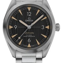 Omega Railmaster Co-Axial Master Chronometer 40mm 220.10.40.20...