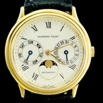 Audemars Piguet CLASSIC DAY DATE MOONPHASE