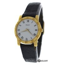 Piaget NOS Ladies Misura G0A09806 18K Solid Yellow Gold Quartz