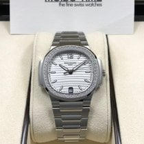Patek Philippe 7018/1A Steel Nautilus White Dial [NEW]