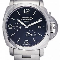 Panerai Luminor 1950 3 Days GMT Power Reserve Automatic 44 mm...