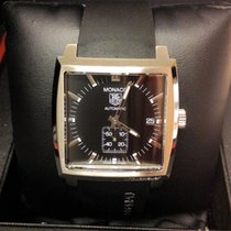 TAG Heuer Monaco WW2110 - Serviced By TAG Heuer