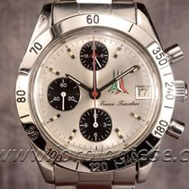 Dpw Frecce Tricolori Military-style Chronograph In Top...