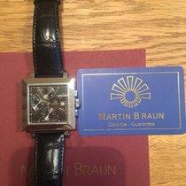 Martin Braun Square Chrono