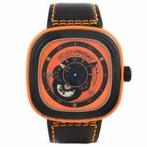 Sevenfriday Industrial Essence Ref. SF-P1/03
