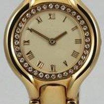 Ebel 866940 Beluga in Yellow Gold with Diamond Bezel - on...