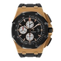 Audemars Piguet AP Offshore Chronograph 44mm Rose Gold Ceramic
