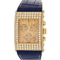 Jorg Hysek 18K Rose Gold and Diamond Watch Ref. S011-0094