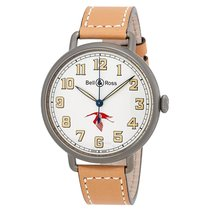Bell & Ross Vintage Opaline Dial Automatic Men's...