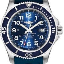 Breitling Men's A17392D8/C910/228S Superocean II 44
