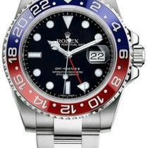 Rolex GMT-Master II Custom Ceramic Blue/Red 116710