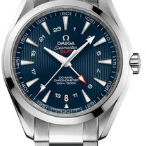 Omega SEAMASTER AQUA TERRA 150 M OMEGA CO-AXIAL GMT 43 MM
