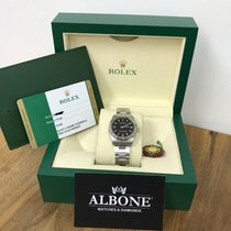 Rolex Oyster Perpetual Stainless Steel Midsize Watch 2014
