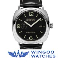 Panerai RADIOMIR BLACK SEAL 3 DAYS AUTOMATIC ACCIAIO - 45MM...