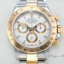 Rolex DAYTONA 116523 STAHL GELBGOLD 750 CHRONOGRAPH AUTOMATIK