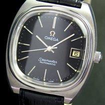 歐米茄 (Omega) Seamaster Automatic Quick Date Steel Mens Watch