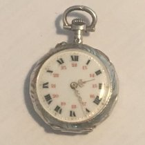Other Silver pocket watch made between 1880 -1900 No reserve