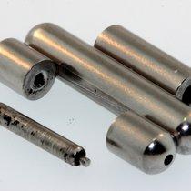 Breitling Rouleaux Old Modell Mattiert Glied Link Stahl Steel...