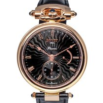 Bovet Amadeo Fleurier 43mm Power Reserve 18K Gold Men's Watch...