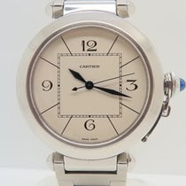 Cartier Pasha 42mm Full Steel Ref: 2730 (Box&Papers)