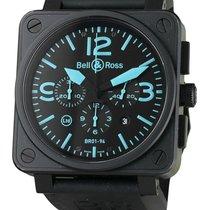 Bell & Ross BR01-94 Blue