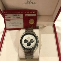 Omega Moonwatch Professional 3569.31.00 Steel 2004 White Dial...