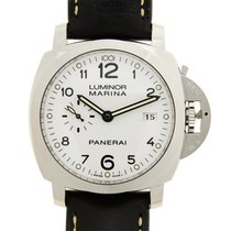 Panerai Luminor Stainless Steel White Automatic PAM00499