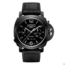 Panerai PAM00317 Luminor 1950 Chrono Monopulsante 8 Days GMT...