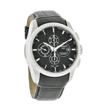 Tissot Couturier Mens Swiss Chrono Automatic Watch T035.627.16...