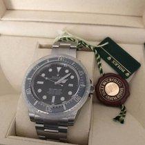 Rolex 116600 Sea-Dweller 4000 Oyster Bracelet Black Dial 40mm