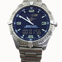 Breitling Aerospace Repetition Minutes Titanium E65062